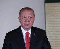 Erdoğan'dan 'Mescid-i Aksa' mesajı