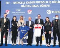 Turkcell'den kadınlara özel imza