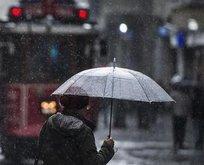 Son dakika... Meteoroloji'den ülke geneline yağış uyarısı