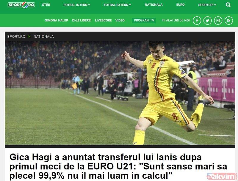 Hagi transferi resmen açıkladı! Galatasaray son dakika haberleri...