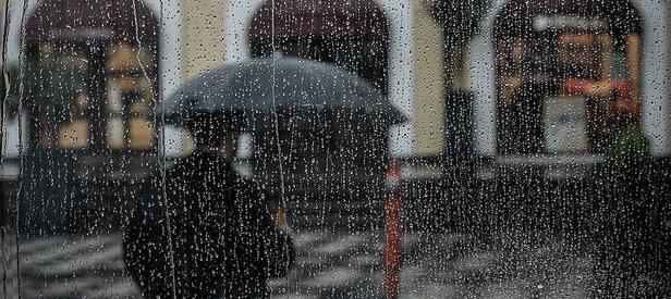 Meteoroloji'den İstanbul ve 10 ile son dakika sağanak yağış uyarısı! Bugün hava nasıl olacak? 5 Kasım hava durumu