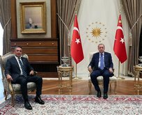 Başkan Erdoğan Ali Koç'u kabul etti
