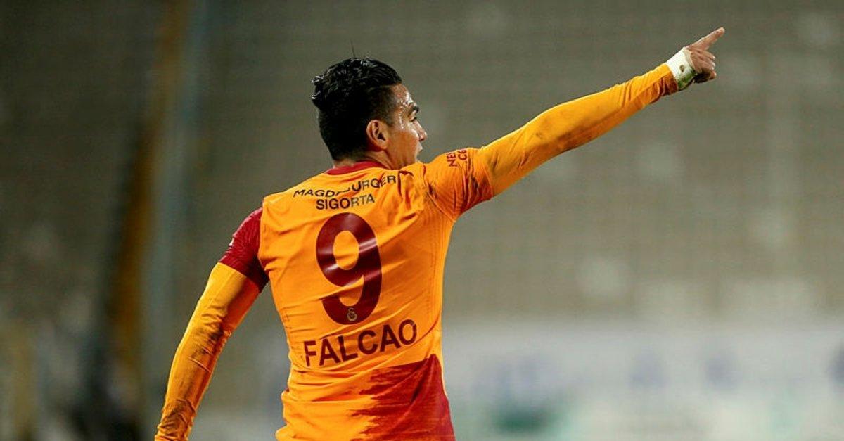 Radamel Falcao 6 Milyon Dolara Mls'E Transfer Oldu !