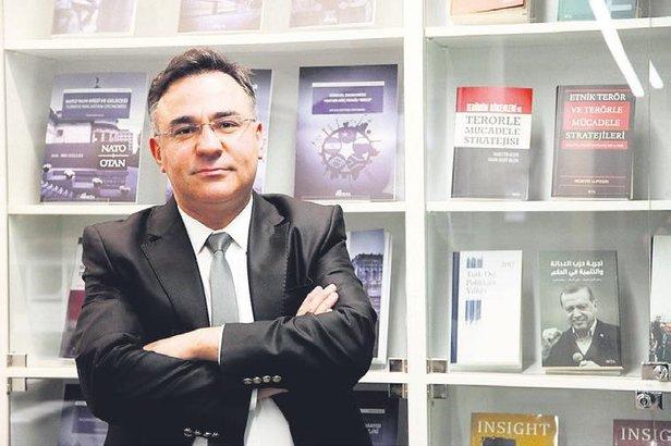 SETA Güvenlik Araştırmacısı Murat Aslan, ile ilgili görsel sonucu