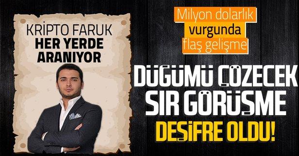 Faruk Fatih Özer firari mi rehine mi?