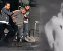 Kadıköy sapığı yakalandı! Evli ve bir çocuk babası çıktı...