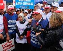 CHP ve HDP'den işçi kıyımı! Bayrama işsiz girdiler
