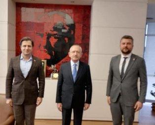 İzmir selle boğuşurken CHP İl Başkanı Deniz Yücel, CHP Genel Merkezi'nde kulis kovaladı!