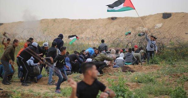İsrail askerleri 5 Filistinliyi şehit etti