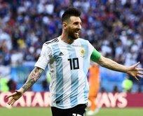 Fas - Arjantin maçı öncesi Messi anlaşması