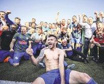 Rizespor, Ankaragücü Süper Lig'e hoşgeldiniz