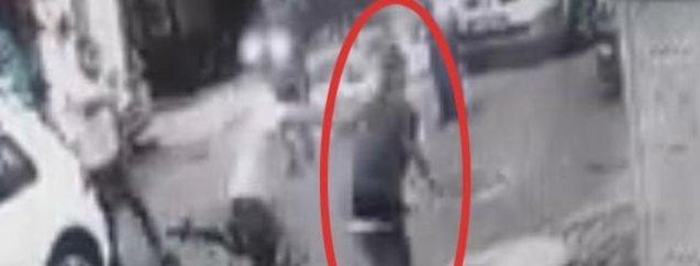 Manisa'da tacizciye meydan dayağı