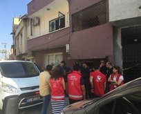 Mersin'de bir evde 5 ceset