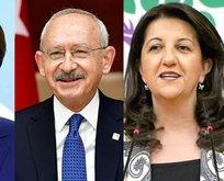 CHP-İP-HDP-SP'nin hazırladığı skandal Anayasa