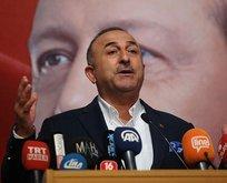 Bakan Çavuşoğlu'ndan Çiftlik Bank açıklaması