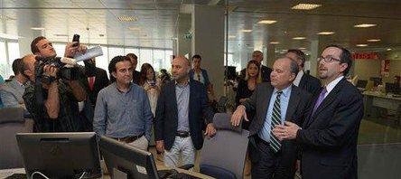 Hürriyet'in avukatı yan çizdi: Görmedim...