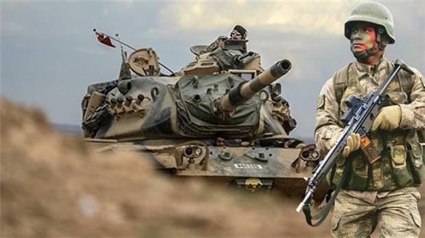 Türkiye Ortadoğuda zirvede! İşte ülkelerin askeri güçleri
