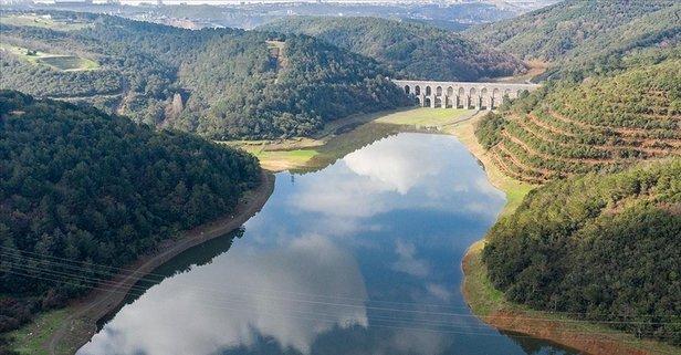 İstanbul barajlarındaki son durum ne? İşte su seviyesi...