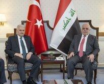 Türkiye'den Irak hamlesi