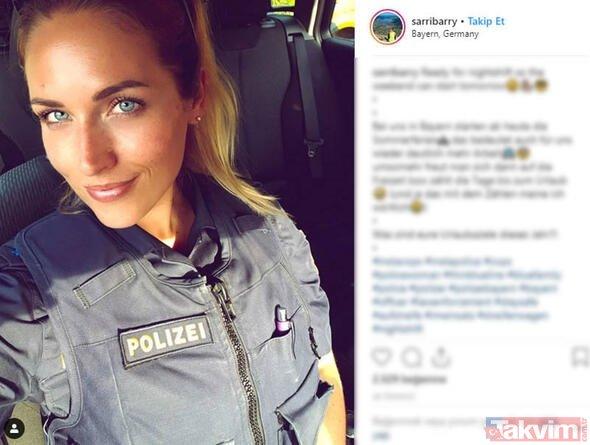 Polislerin sosyal medyayı sallayan görüntüleri olay yarattı! Aralarında Türk de var