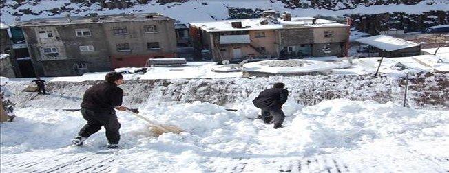Bitlis'ten Kar Manzaraları