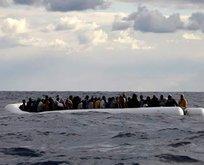 Akdeniz'de göçmen trajedisi! Çok sayıda ölü ve yaralı var...