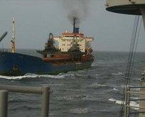Korsanlar tarafından kaçırılan 15 Türk kurtarıldı