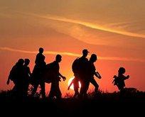Van'da bin 456 düzensiz göçmen yakalandı