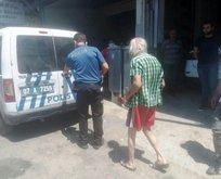 Antalya'da iğrenç taciz iddiası