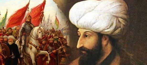 Fatih Sultan Mehmed'in gerçek resmi şoke etti Osmanlı padişahlarının resimleri