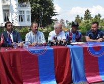 Nwakaeme 3 sene için Trabzon'da