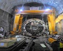 Türkiye'nin en uzun tüneli bitiyor