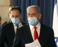 Netanyahu'ya Kovid-19 şoku