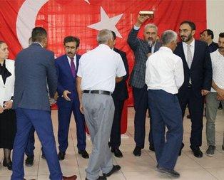 Başkan Erdoğan araya girdi! 8 yıllık husumet böyle sona erdi