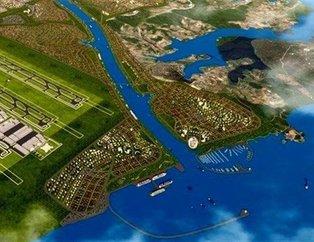 Kanal İstanbul Projesinde yeni şehir için ilk adım atıldı