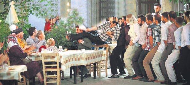 Düğün Dernek bozuldu