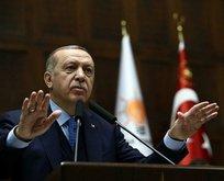Cumhurbaşkanı Erdoğan'dan Gül açıklaması