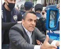 CHP'li meclis üyesinin arkadaşından zabıtaya tokat!