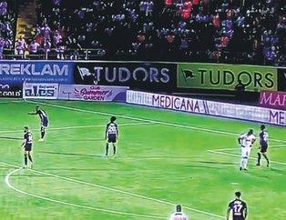Alanyaspor - Fenerbahçe maçında kural hatası var mı? İşte geceye damga vuran iddia