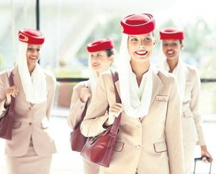 15 bin lira maaşla hostes aranıyor