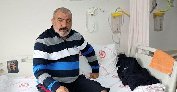 İki bacağını kaybetti yılmadı! Koronavirüsten öldü