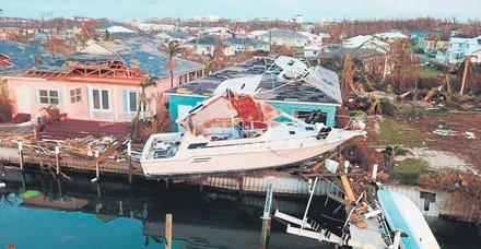 Bahamalar'da korkunç bilanço: 2 bin 500 kişi kayıp