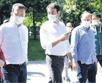 CHP'li İBB Başkanı Ekrem İmamoğlu'ndan yine söz var icraat yok!