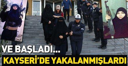 DEAŞ'ın Türkiye sorumlusunun kardeşleri hakim karşısında! 8 sanıklı DEAŞ davası başladı