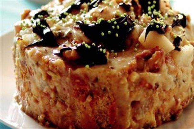 Armutlu Bisküvili Pasta Tarifi