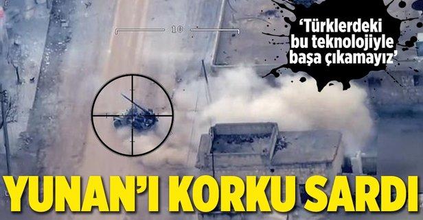 Yunanlar yazdı: Türklerle başa çıkamayız