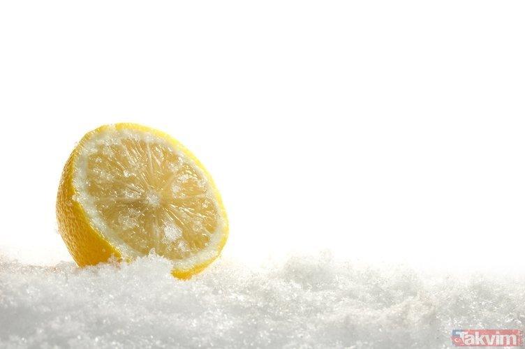 Uyurken baş ucunuza limon koyduğunuzda vücudunuza olanlara inanamayacaksınız!