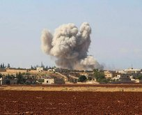 Rejim ve Rusya İdlib'i kana buladı!