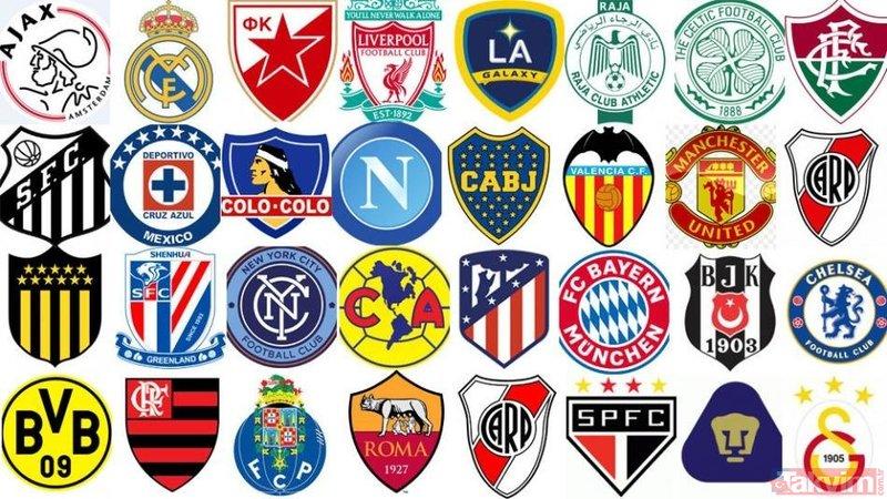 Marca En Iyi Logoları Seçti Işte Beşiktaş Galatasaray Ve