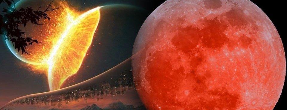 2019 Süper Kanlı Ay Tutulması Kıyamet Habercisi Mi Olay Tartışma